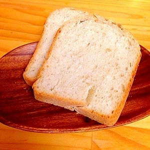 ◎HBにおまかせ◎自家製天然酵母で食パン