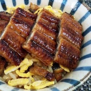 ♪お家で簡単名古屋飯♡ひつまぶし風丼♪