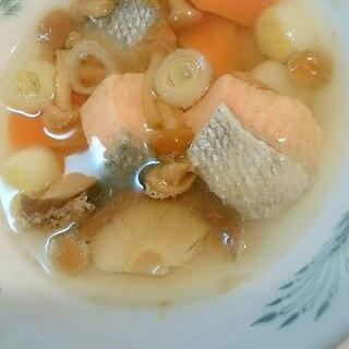 鮭の三平汁