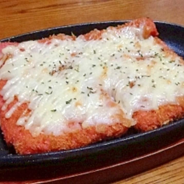 赤てんチーズマヨ焼き-お酒がすすむ居酒屋風-