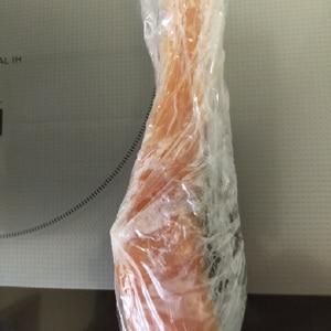 鮭の切り身の冷凍保存✧˖°