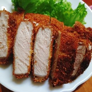 味噌漬け豚のとんかつ