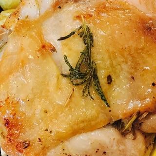 鶏ムネ肉のハーブチキンロースト