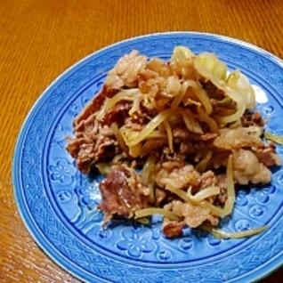 調味料1本でつくる簡単な肉料理!