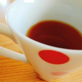 風邪の時に!はちみつ入り生姜紅茶