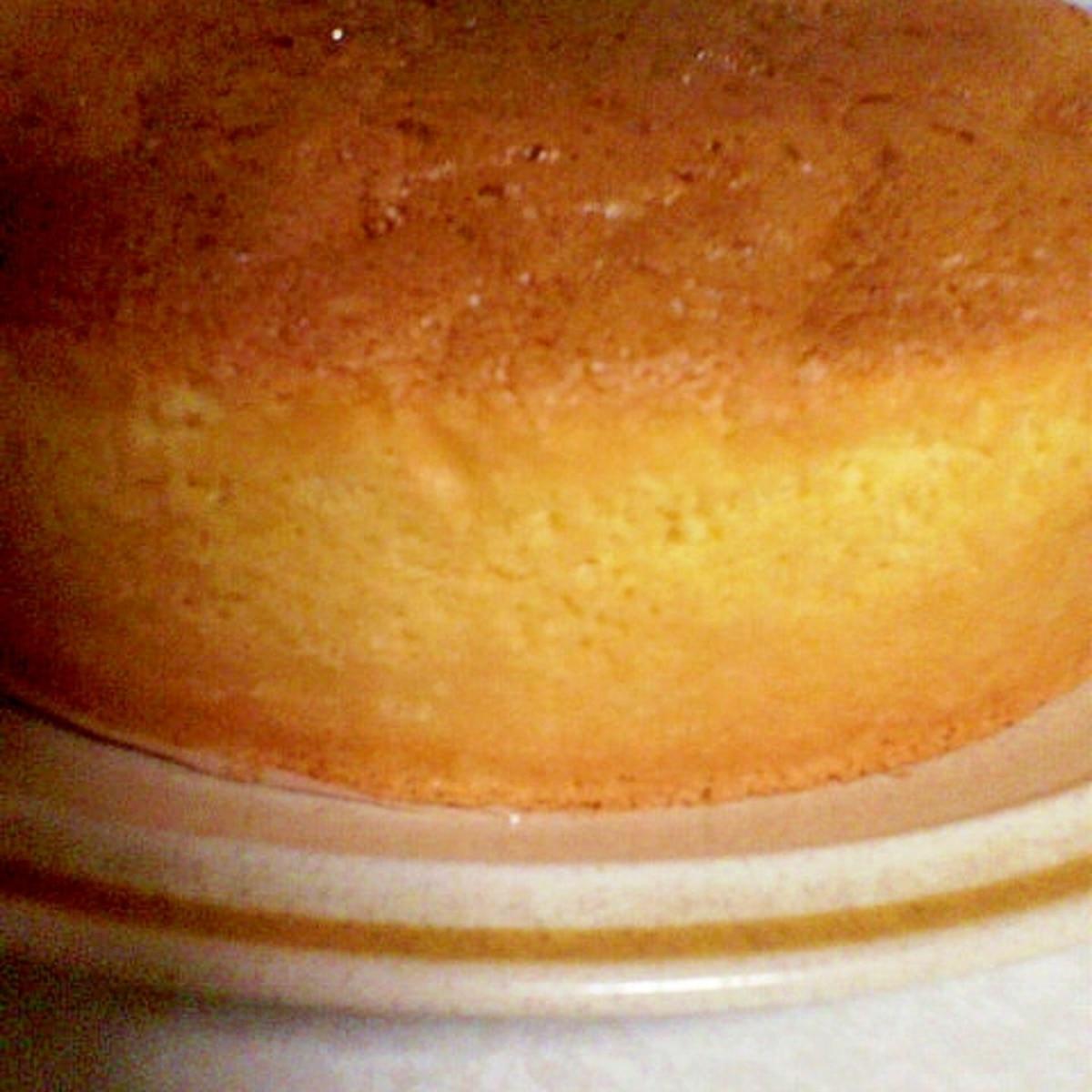 共立て スポンジケーキ 21センチ丸型 レシピ 作り方 By ムーミンママ24 楽天レシピ