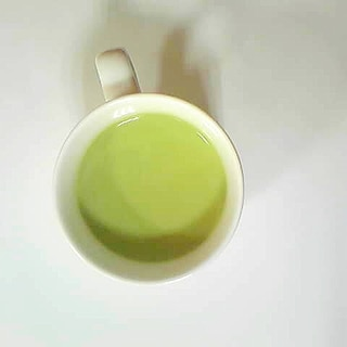生クリーム入り抹茶ラテ