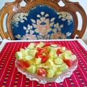 アボカド野菜サラダ
