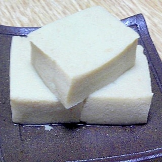 あると嬉しい副菜☆高野豆腐の含め煮