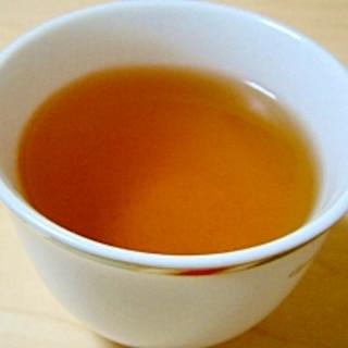 水出し番茶でゴーヤ茶