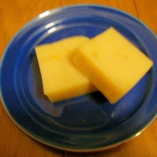 ヨーグルト風味の芋ようかん
