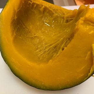 炊飯器で丸ごと蒸しかぼちゃ