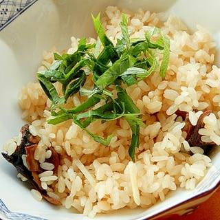 調味料なし❤つぶ貝の炊き込みご飯♪(甘酢生姜ほか)