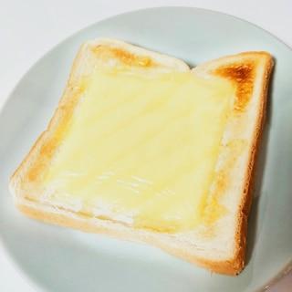 ハニーチーズトースト♡