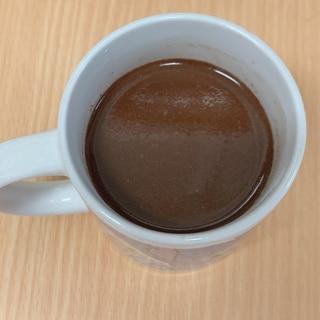 簡単チョコレートコーヒー