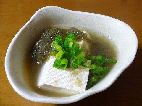なし 湯豆腐 昆布