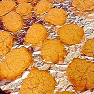ヘルシー☆きなこ入りおからクッキー♪