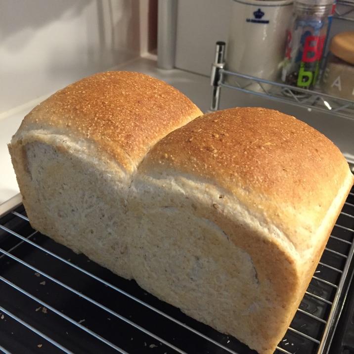 自家製天然酵母の体に優しい食パン(1斤分)
