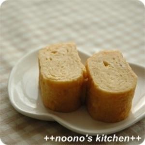 ポン酢風味の卵焼き~お弁当用~
