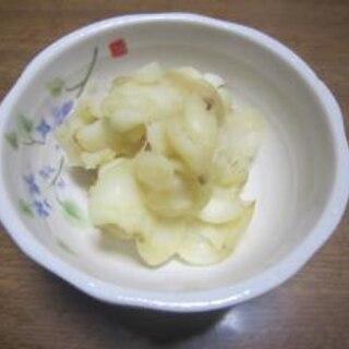ゆりねの炊き方