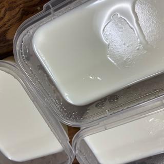 とろとろ杏仁豆腐