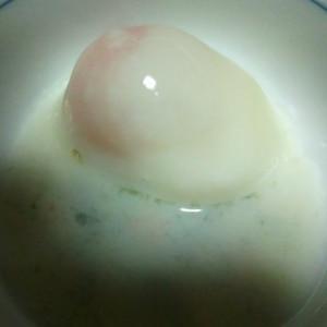ケトル 温泉 卵