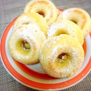 卵小麦粉不使用☆米粉ドーナッツ