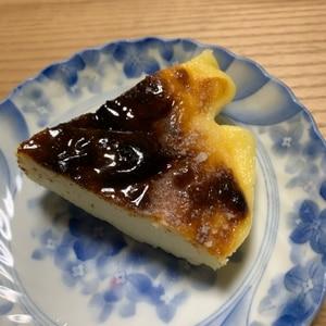 濃厚なめらか☆バスクチーズケーキ