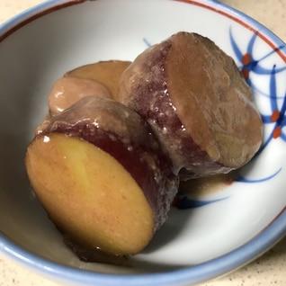 さつま芋のスィートポテト煮