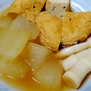 お惣菜☆ 「冬瓜とがんもどき含め煮」