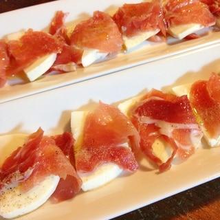 パーティーに!☆モッツァレラチーズのオードブル
