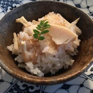 簡単・絶品☆筍ご飯