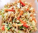 白菜とツナと切り干し大根の旨味ナムル