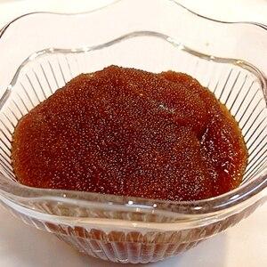 真鱈子の醤油漬け