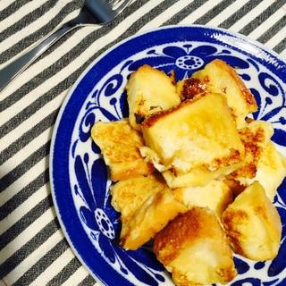 冷凍食パンのフレンチトースト