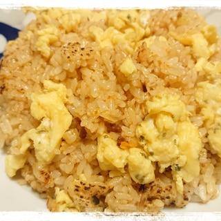 麻婆豆腐の素deチャーハン