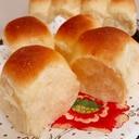 HP★準強力粉でちぎりパン