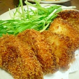 塩麹を使った白身魚フライ~チヌ(クロダイ)~