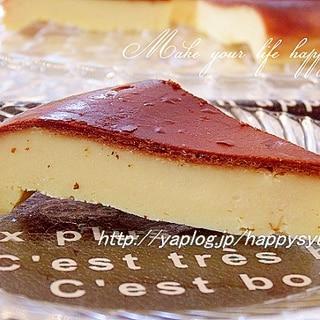 炊飯器でお店の味!濃厚ベイクド☆チーズケーキ