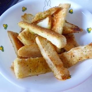 ☆パンの耳 de おつまみラスク 塩味☆