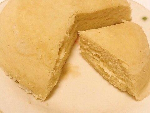 【糖質制限&グルテンフリー】レンジでおから蒸しパン