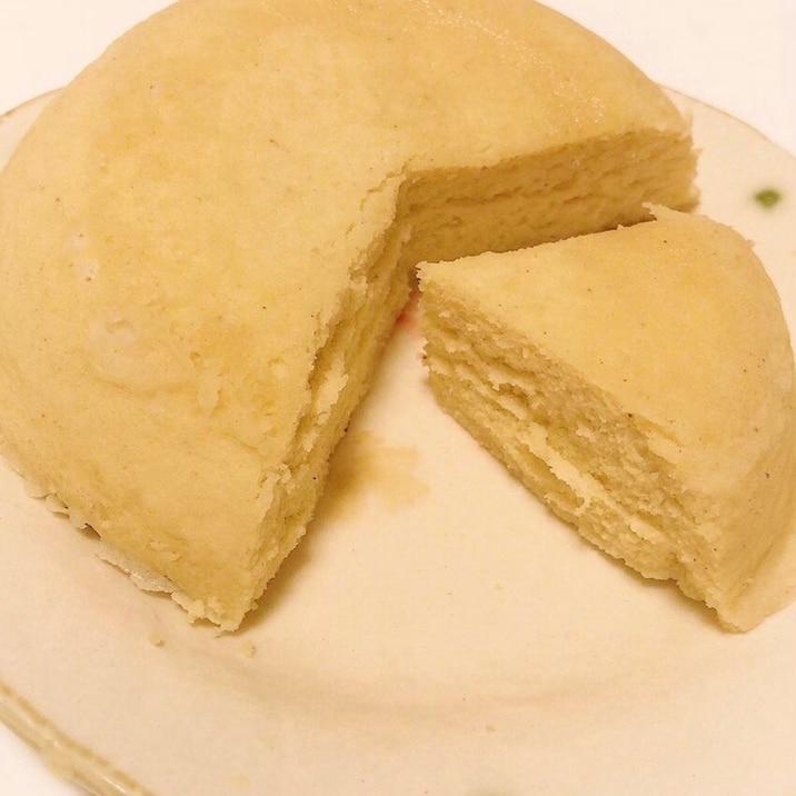おからパウダー 蒸しパン ベーキングパウダーなし