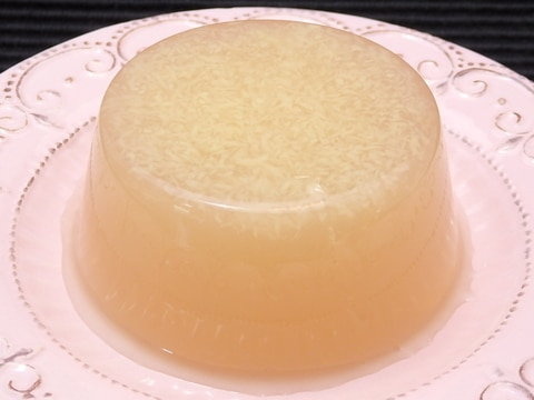 ピリッとした生姜寒天の作り方