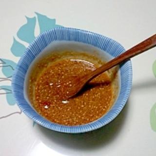 ピリ辛!冷やし中華のタレ++
