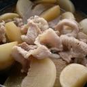 おかずになる味付け~豚とかぶのめんつゆ煮