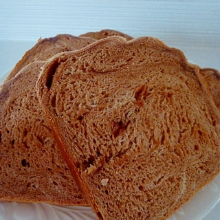 HB★チョコっと香る♪チョコレート食パン