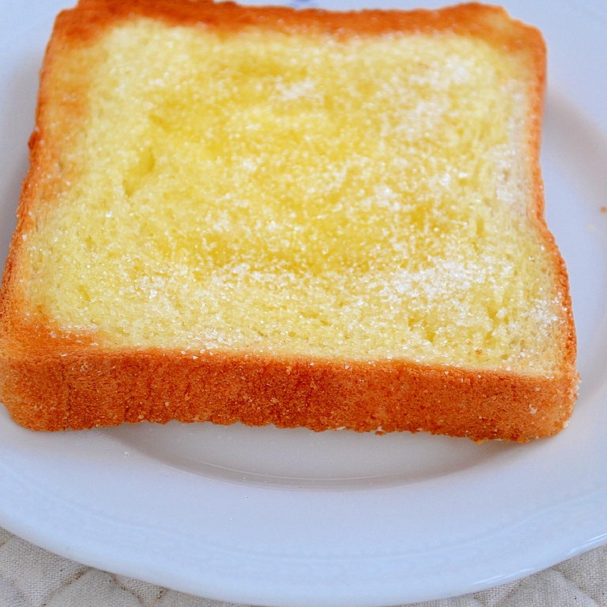 シュガー トースト
