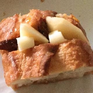プルーンりんごチーズサンド