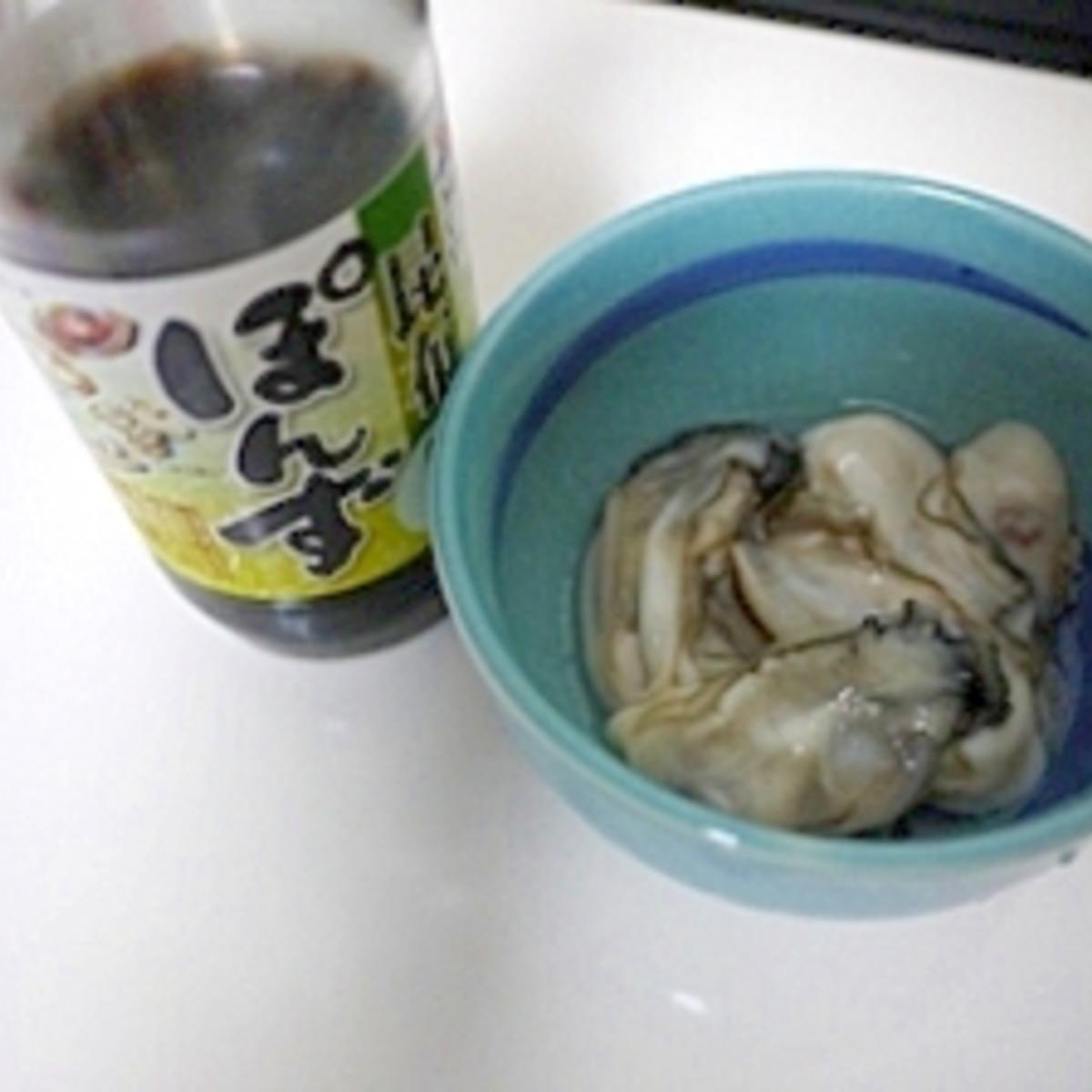 洗い 方 牡蠣