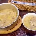 お気軽、牡蠣鍋(1人前)